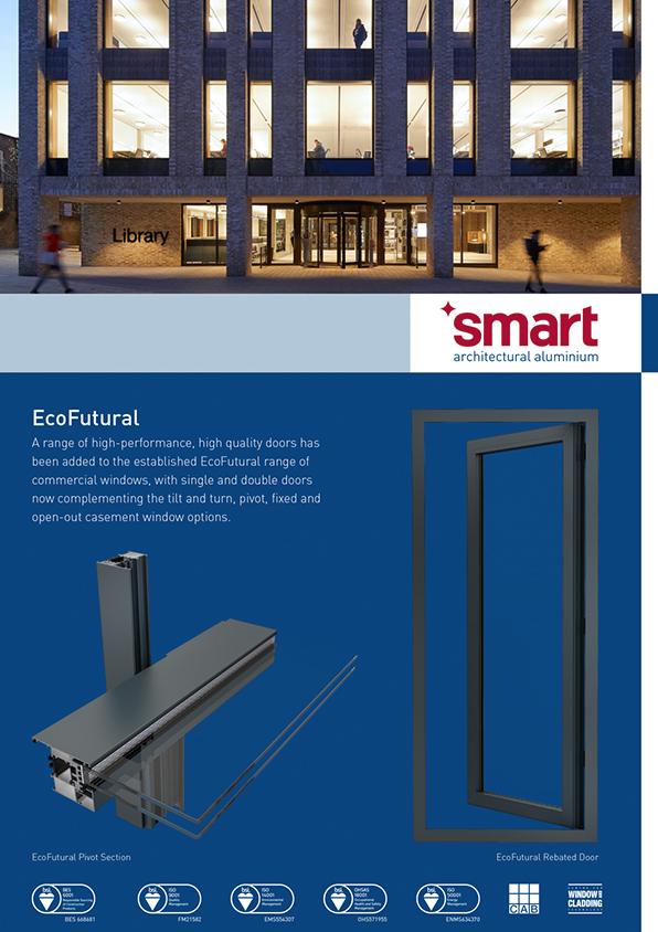 DATA SHEET EcoFutural - Smart Aluminium