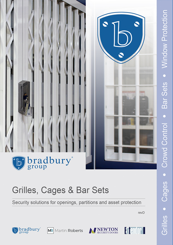 Grilles Cages Bar Sets Bradbury Group-Brochure