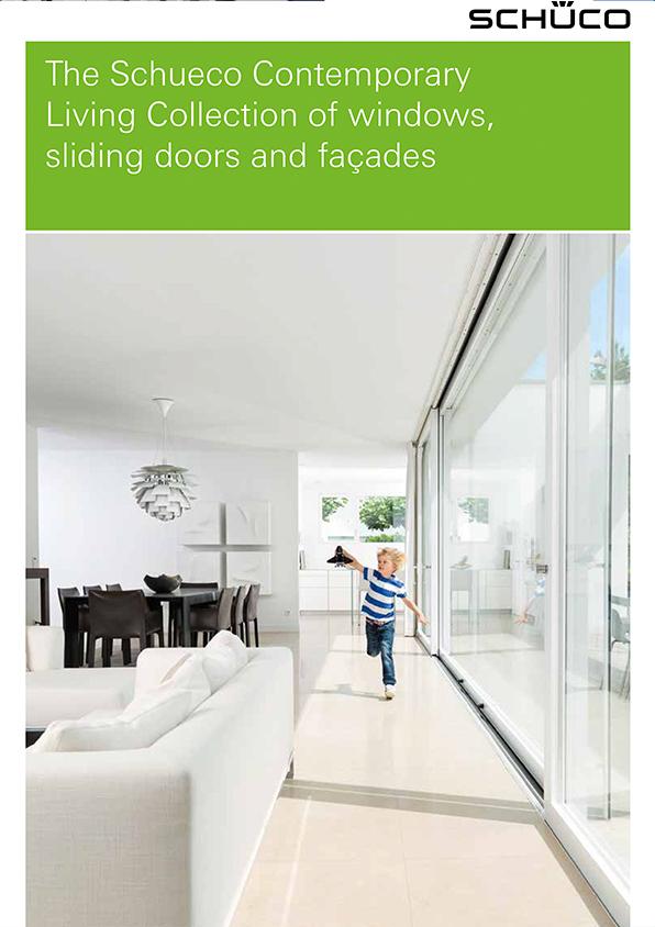 Contemporary living - Schuco Brochure